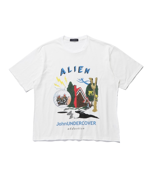 タチキリBIGTEE ALIEN abduction