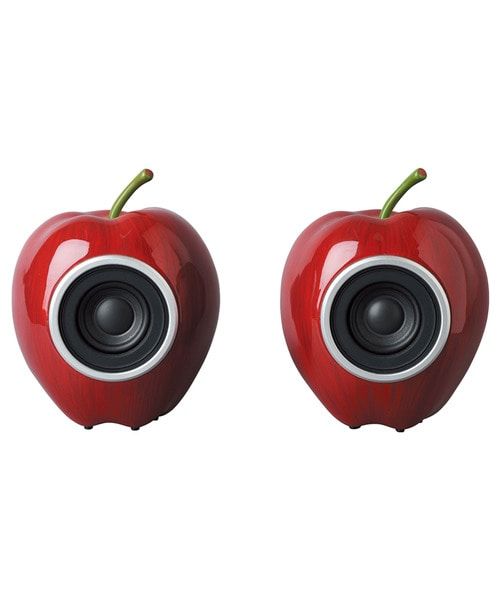 GILAPPLE SPEAKER RED
