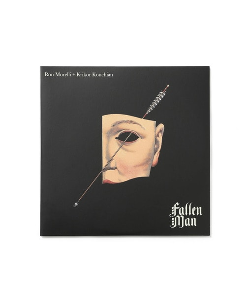 12inchrecord「FallenMan ShowSoundtrack」